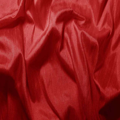 Polyester Dupioni 53 Red