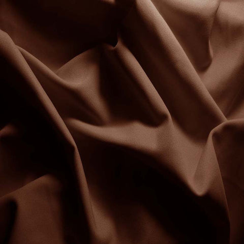 Nylon/Spandex Matte Milliskin 54 Chocolate - NY Fashion Center Fabrics