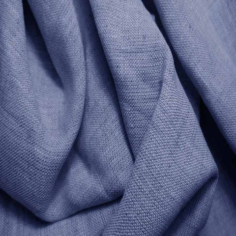 Medium Weight Linen - 6.5-oz 54 Cool Blue - NY Fashion Center Fabrics