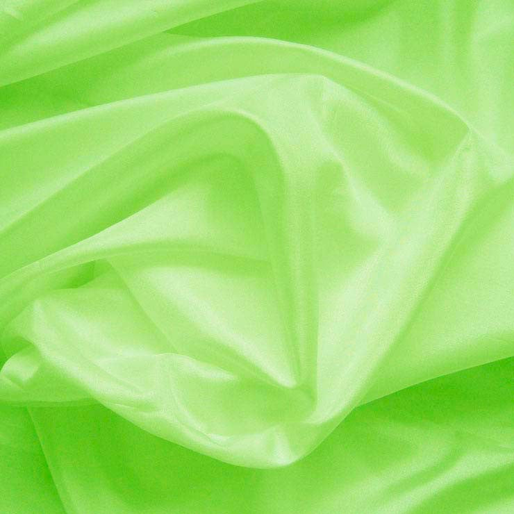 Polyester China Silk 54 Honeydew