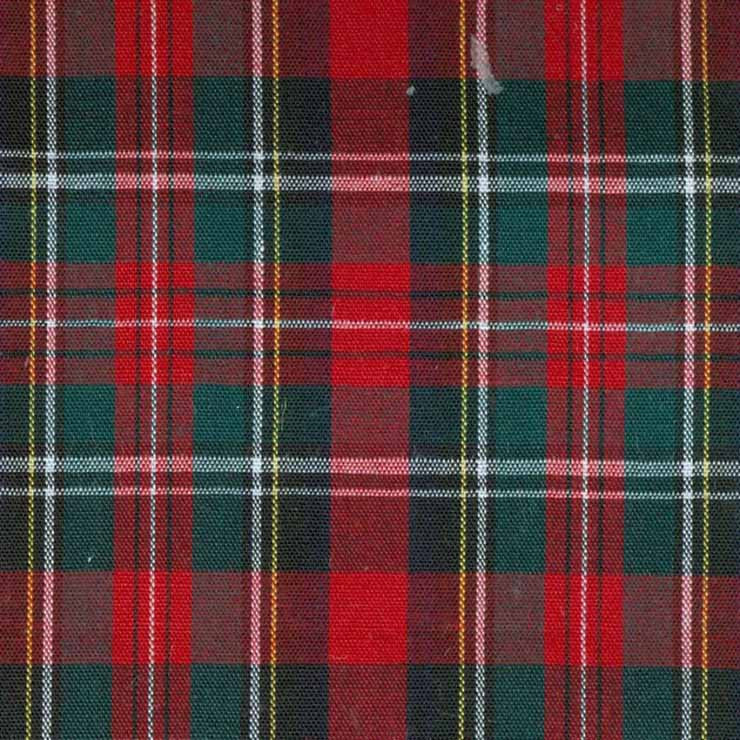 Pima Cotton Tartans Fabric 20 Yard Bolt 54