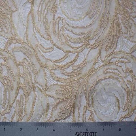 Alencon Lace #33 55 15411R 36 - NY Fashion Center Fabrics