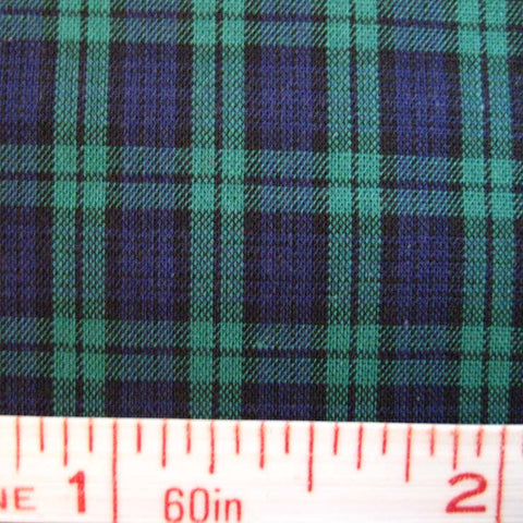 Pima Cotton Mini Tartans Fabric 20 Yard Bolt 5562