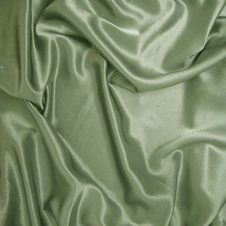 Polyester Crepe Back Satin 58 Avocado