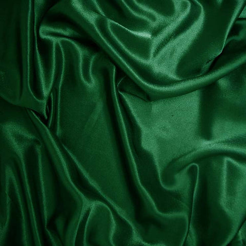Polyester Crepe Back Satin 60 Emerald