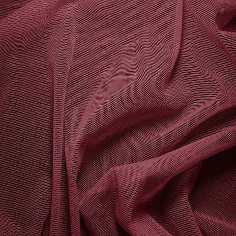 Nylon/Spandex Sheer Stretch Mesh 60 Hibiscus