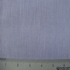 100% Cotton Fabric Stripes Collection #3 60 KO 3118 Y D1500BLU - NY Fashion Center Fabrics