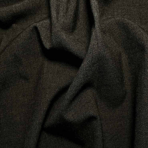 3 Ply Wool/Poly Blend Suiting 6006 Bankers Grey - NY Fashion Center Fabrics