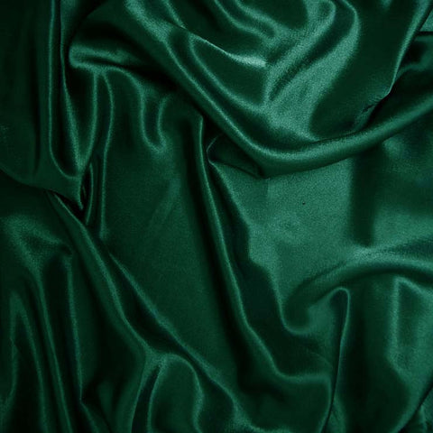 Polyester Crepe Back Satin 61 Evergreen