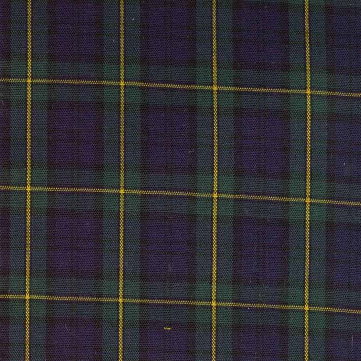 Pima Cotton Tartans Fabric 20 Yard Bolt 62
