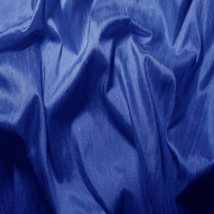 Polyester Dupioni 63 Royal