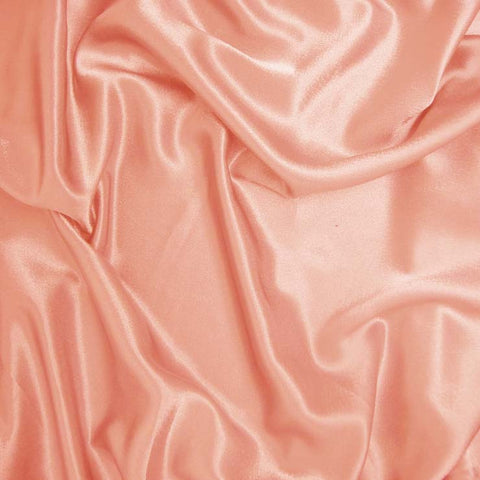 Polyester Crepe Back Satin 64 Apricot