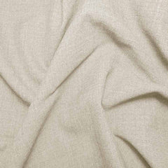 Washable Wool Blend Suiting 692A Cream