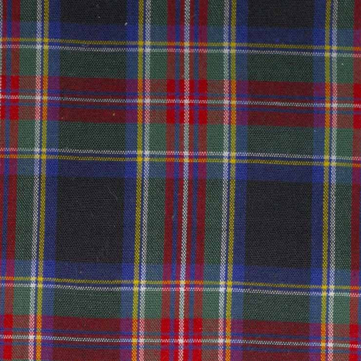 Pima Cotton Tartans Fabric 20 Yard Bolt 70