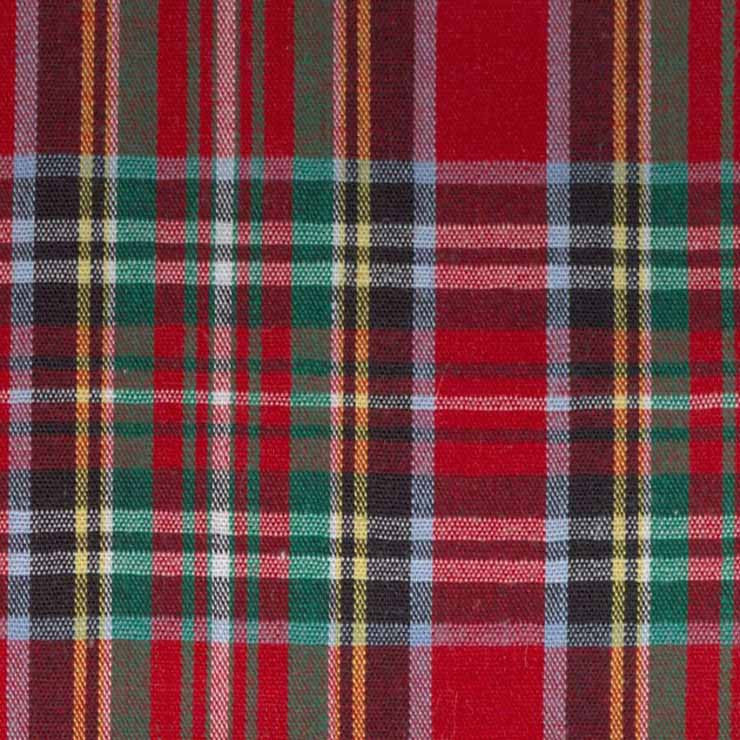 Pima Cotton Tartans Fabric 20 Yard Bolt 72