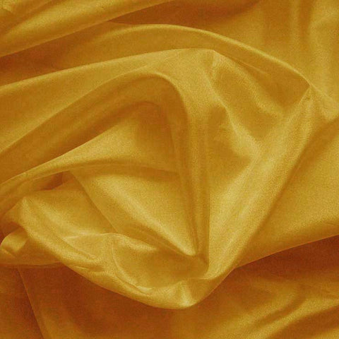 Polyester China Silk 76 Antique Gold