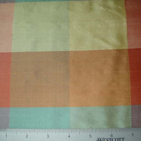 100% Silk Fabric Northwest Collection 79 281