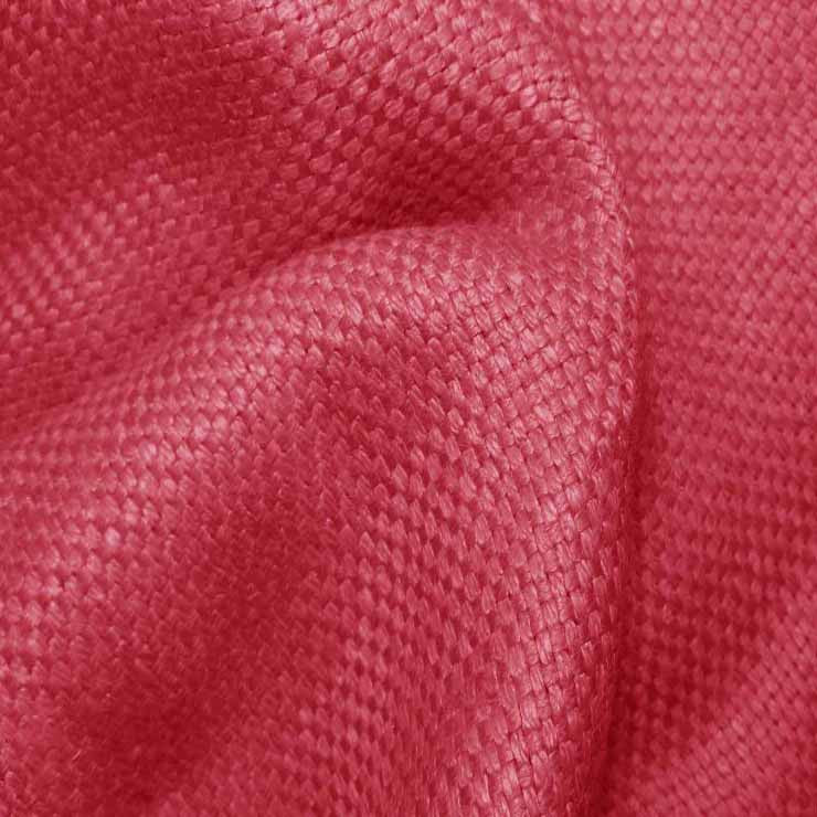 Linen Basketweave 8 Pinky Red - NY Fashion Center Fabrics