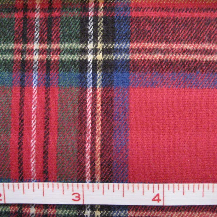 Cotton Flannel Fabric 25 Yard Bolt 816 - NY Fashion Center Fabrics