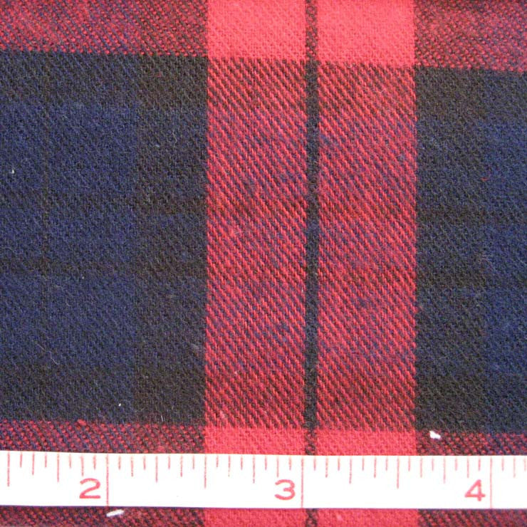 Cotton Flannel Fabric 25 Yard Bolt 824 - NY Fashion Center Fabrics