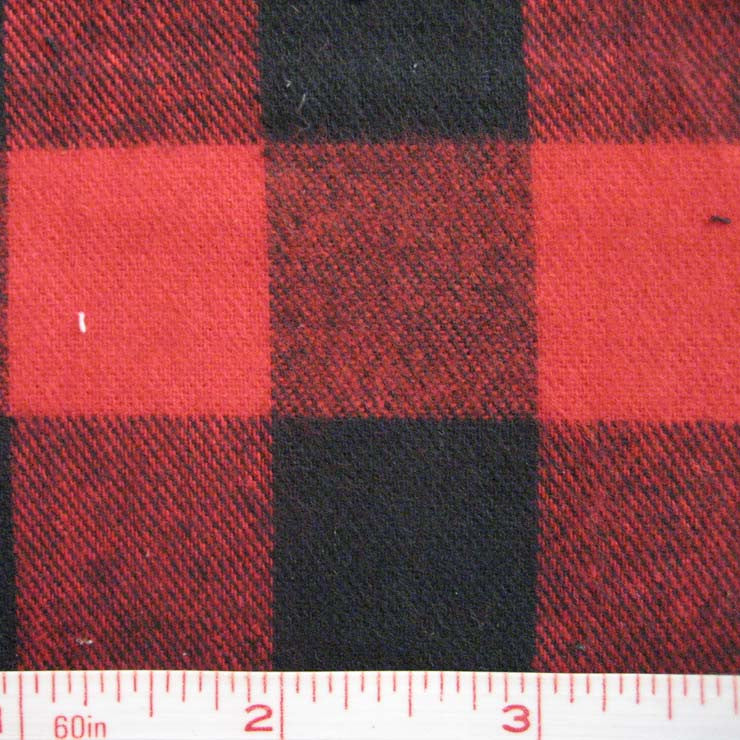 Cotton Flannel Fabric 25 Yard Bolt 826 - NY Fashion Center Fabrics