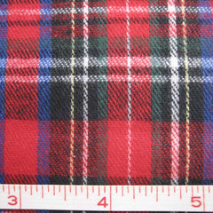 Cotton Flannel Fabric 25 Yard Bolt 838 - NY Fashion Center Fabrics