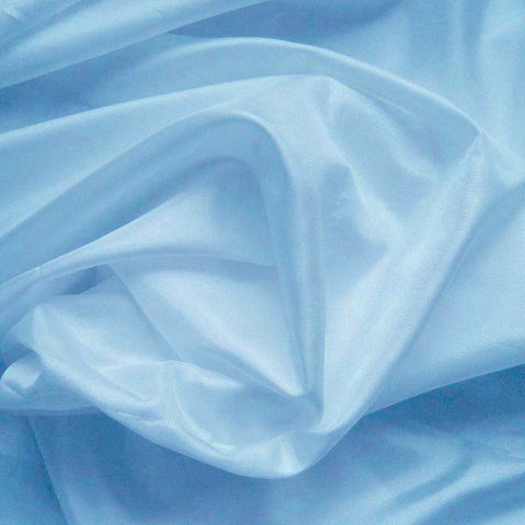 Polyester China Silk 84 Baby Blue