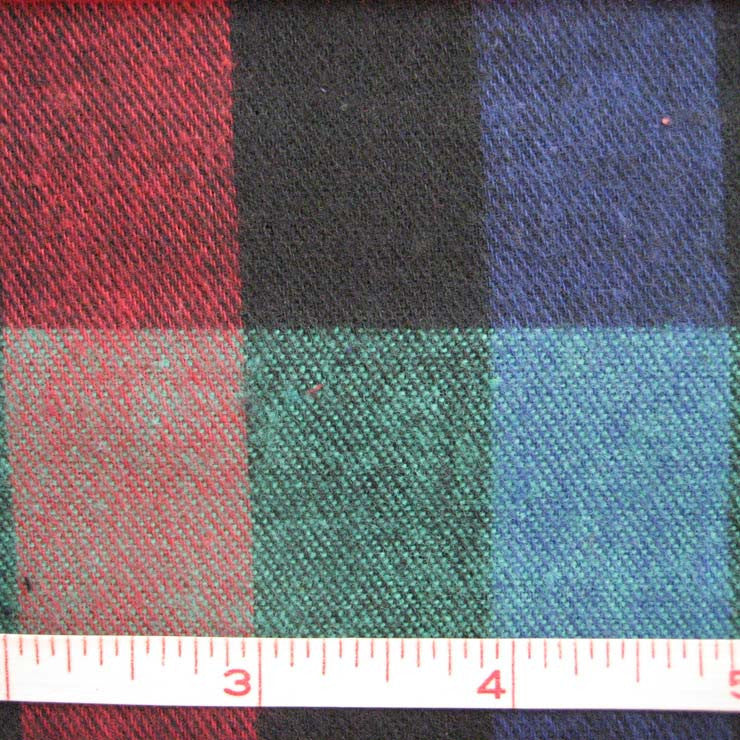 Cotton Flannel Fabric 25 Yard Bolt 840 - NY Fashion Center Fabrics