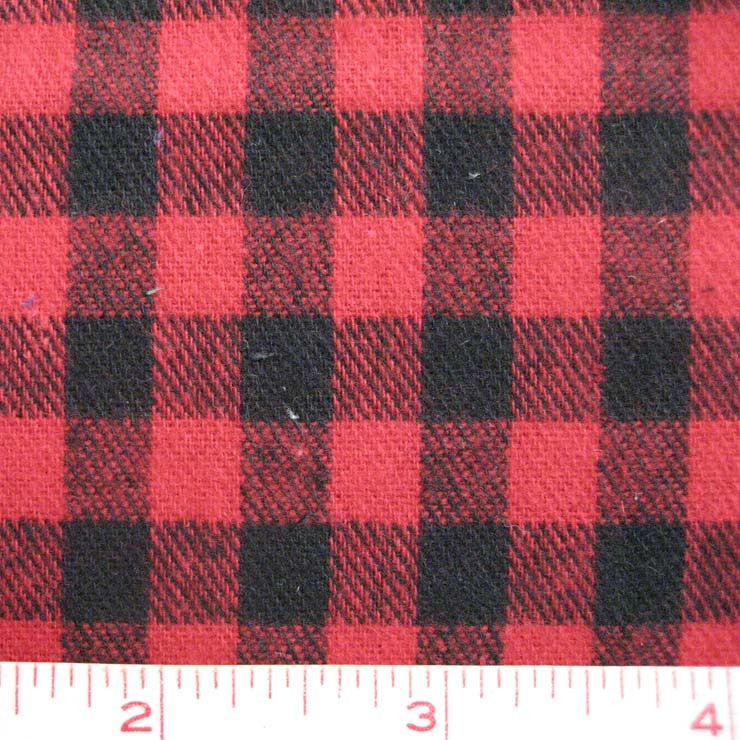 Cotton Flannel Fabric 25 Yard Bolt 844 - NY Fashion Center Fabrics