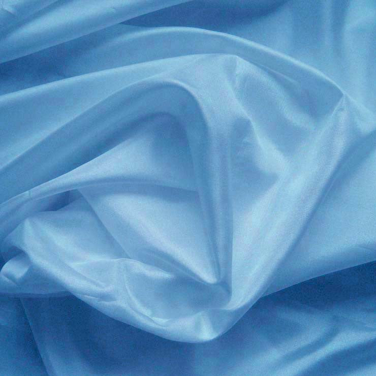 Polyester China Silk 85 Crystal Blue