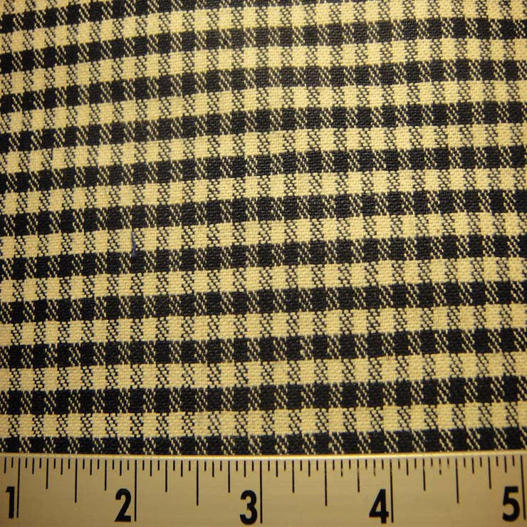 100% Cotton Fabric Checks #7 86 TWL5644N C - NY Fashion Center Fabrics