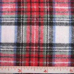 Cotton Flannel Fabric 25 Yard Bolt 866 - NY Fashion Center Fabrics