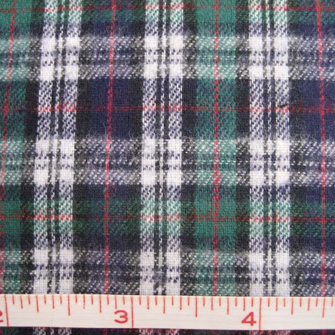 Cotton Flannel Fabric 25 Yard Bolt 874 - NY Fashion Center Fabrics