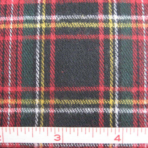 Cotton Flannel Fabric 25 Yard Bolt 876 - NY Fashion Center Fabrics