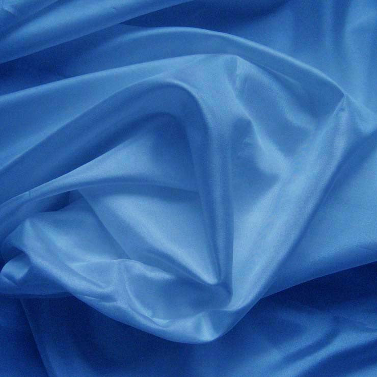 Polyester China Silk 88 Azure