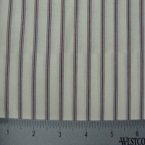 100% Cotton Fabric Stripes Collection #5 90 KO 3221 Y D8666 W B - NY Fashion Center Fabrics