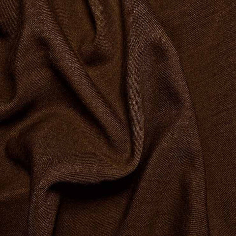 Wool Blend Gabardine 983 Brown