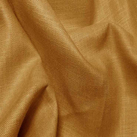 Lightweight Linen Antique Gold - NY Fashion Center Fabrics
