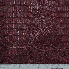Faux Crocodile Leather Anubis - NY Fashion Center Fabrics