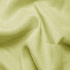 Handkerchief Linen Apple Green - NY Fashion Center Fabrics