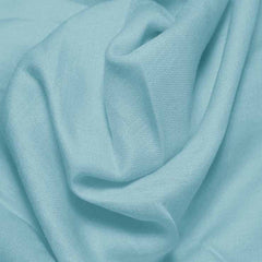 Cotton Blend Broadcloth - 30 Yard Bolt Aqua 584 - NY Fashion Center Fabrics