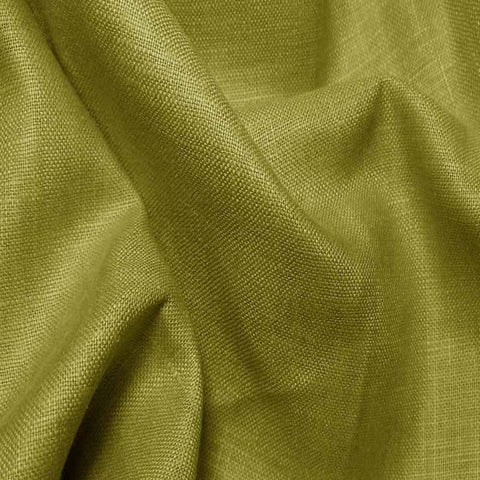 Lightweight Linen Autumn Green - NY Fashion Center Fabrics