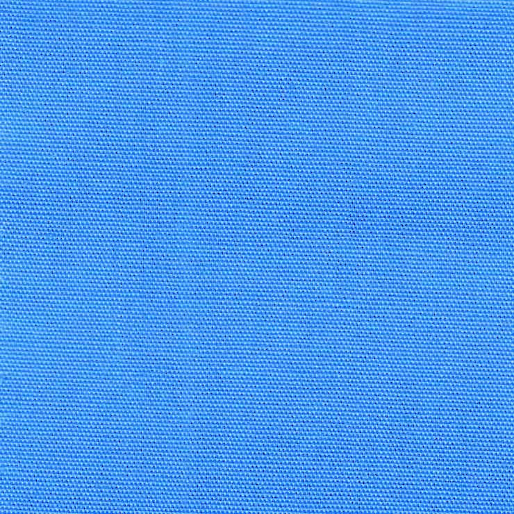 Cotton Blend Broadcloth Azure Blue 532 - NY Fashion Center Fabrics