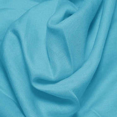 Cotton Blend Broadcloth - 30 Yard Bolt Azure Blue 532 - NY Fashion Center Fabrics