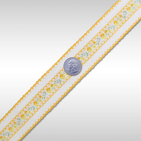 Jacquard Trim BR126 BR126 04 - NY Fashion Center Fabrics