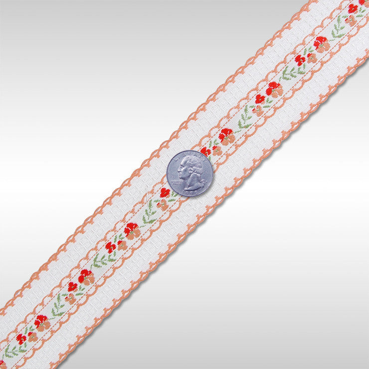 Jacquard Trim BR126 BR126 05 - NY Fashion Center Fabrics