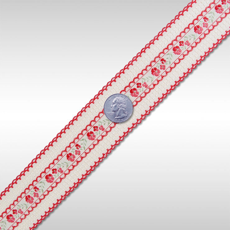 Jacquard Trim BR126 BR126 07 - NY Fashion Center Fabrics