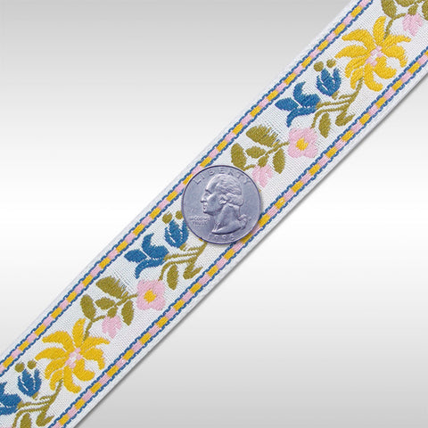 Jacquard Trim BR143 BR143 07 - NY Fashion Center Fabrics