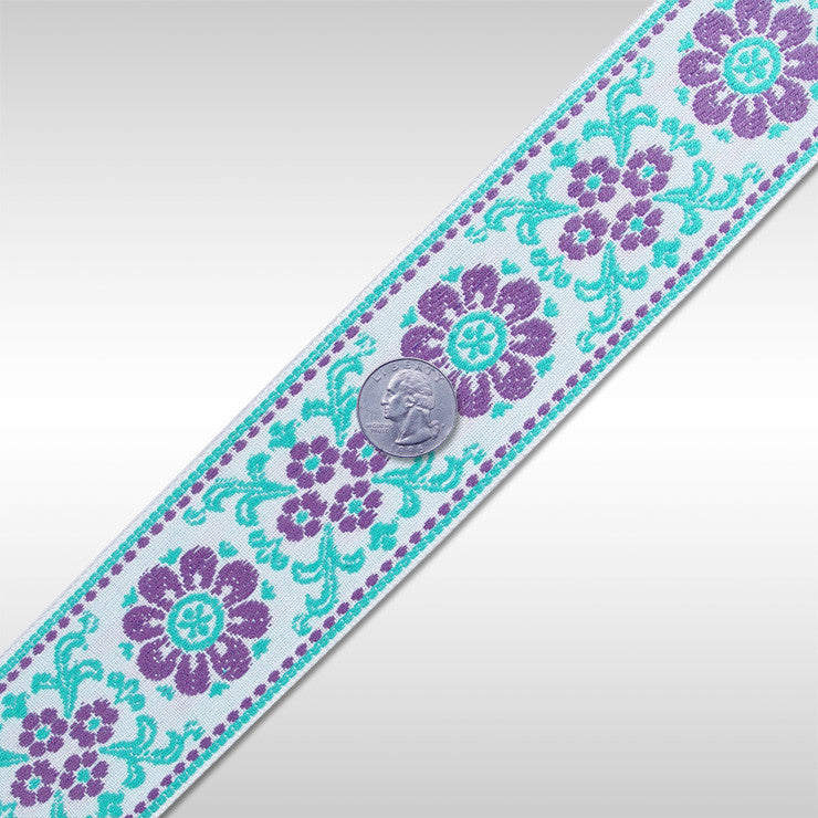 Jacquard Trim BR157 BR157 01 - NY Fashion Center Fabrics