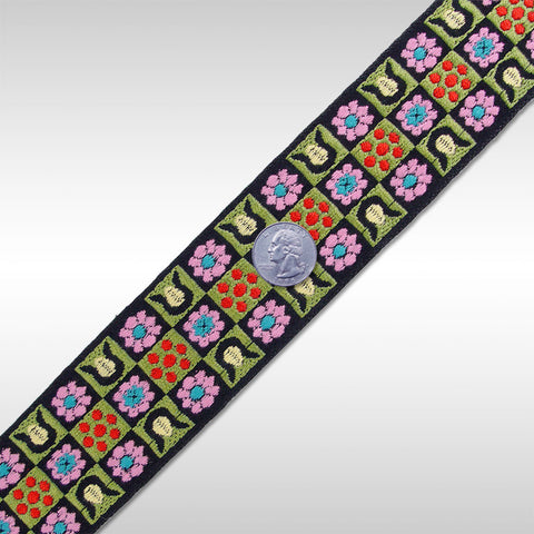 Jacquard Trim BR159 BR159 02 - NY Fashion Center Fabrics
